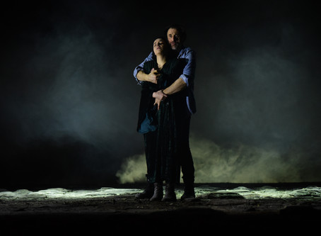 Making a Murderer: Programme Note for Macbeth - Teatru Manoel, Malta, 2019