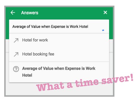 Five of our favourite Google Sheets features