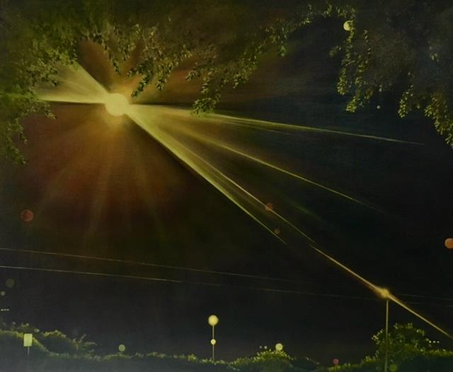 FULL LIGHT AT NIGHT