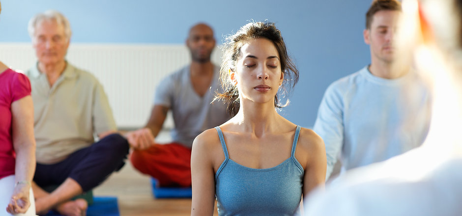 Meditation class near me, reduce stress and anxiety