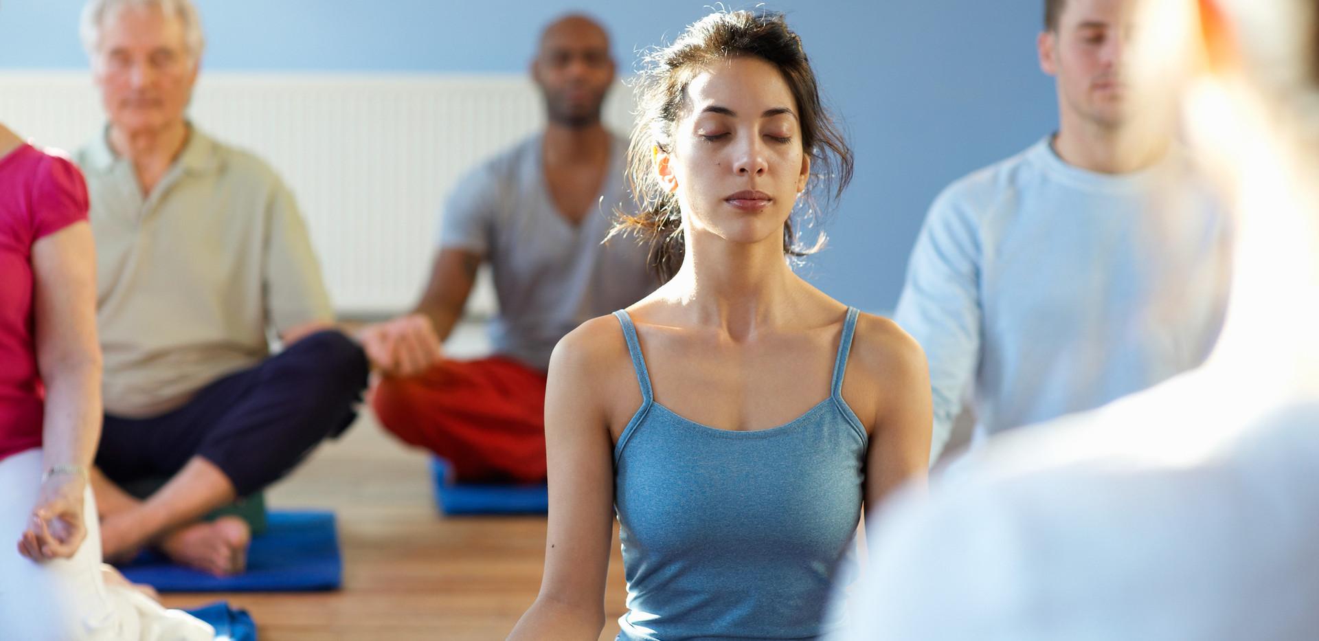 Clases de Meditación y Tapping