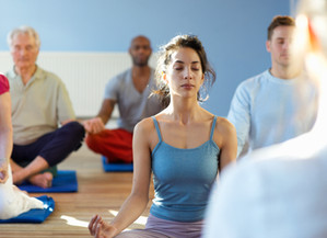 Stage de Yoga en août