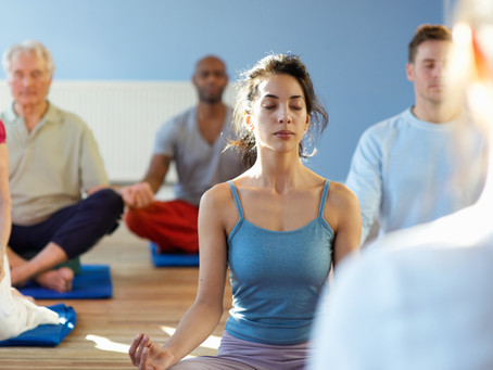 Prevent Colds & Flu: Exercise & Meditate!