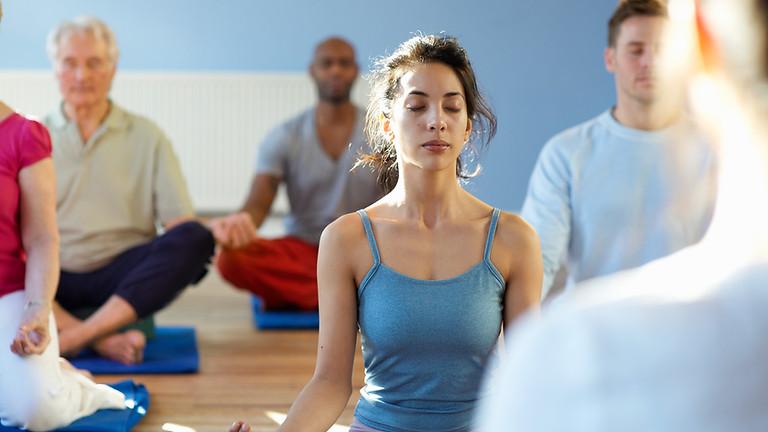 Kanavoitujen meditaatioiden ja ryhmähoitojen ohjaaminen