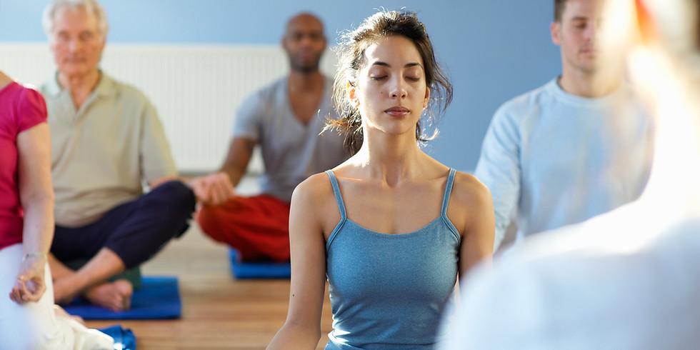 Grupo de Meditação - semanal