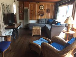 Living-room Sun Porch Sleeper Sofa