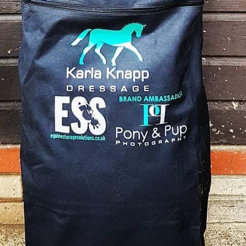 Black ESS Travel Boot Bag