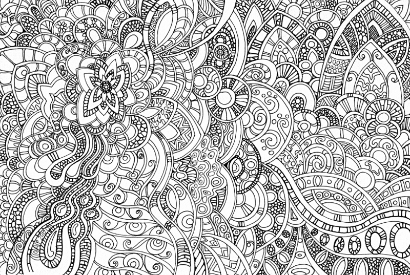 72+ Coloring In Books For Adults Free Images