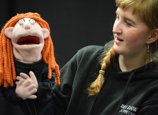 Q&A with Bee Daws Puppetry