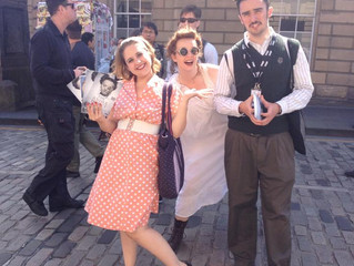 THE WRONG SHOES GUIDE TO THE EDINBURGH FRINGE