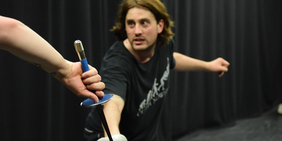 Stage Combat 3 Day Intensive Exam Course: Single Sword