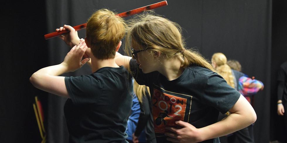 Stage Combat Intensive Exam Course: Escrima Stick