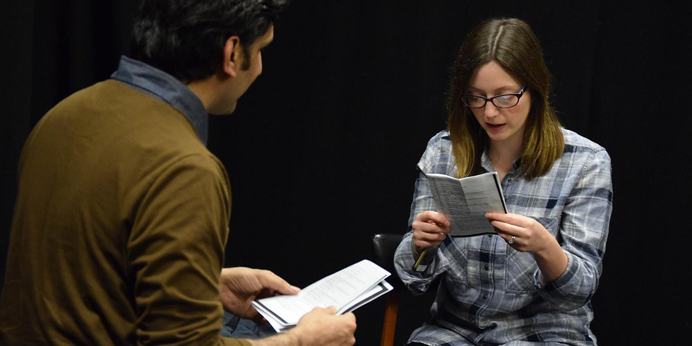 Acting for Beginners 10-week Course: Page to Stage
