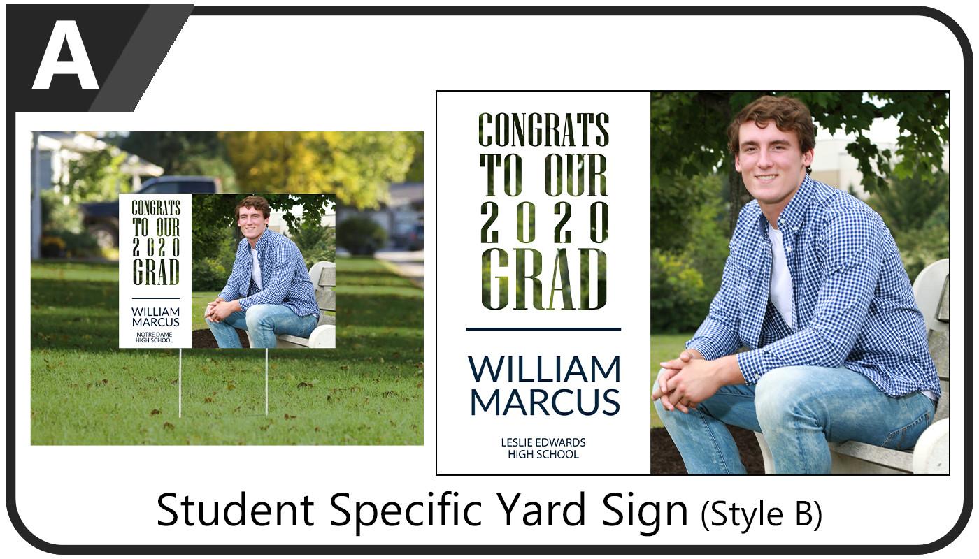 Yard Sign A