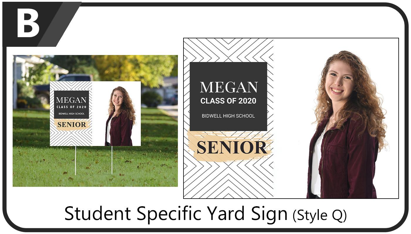 Yard Sign B