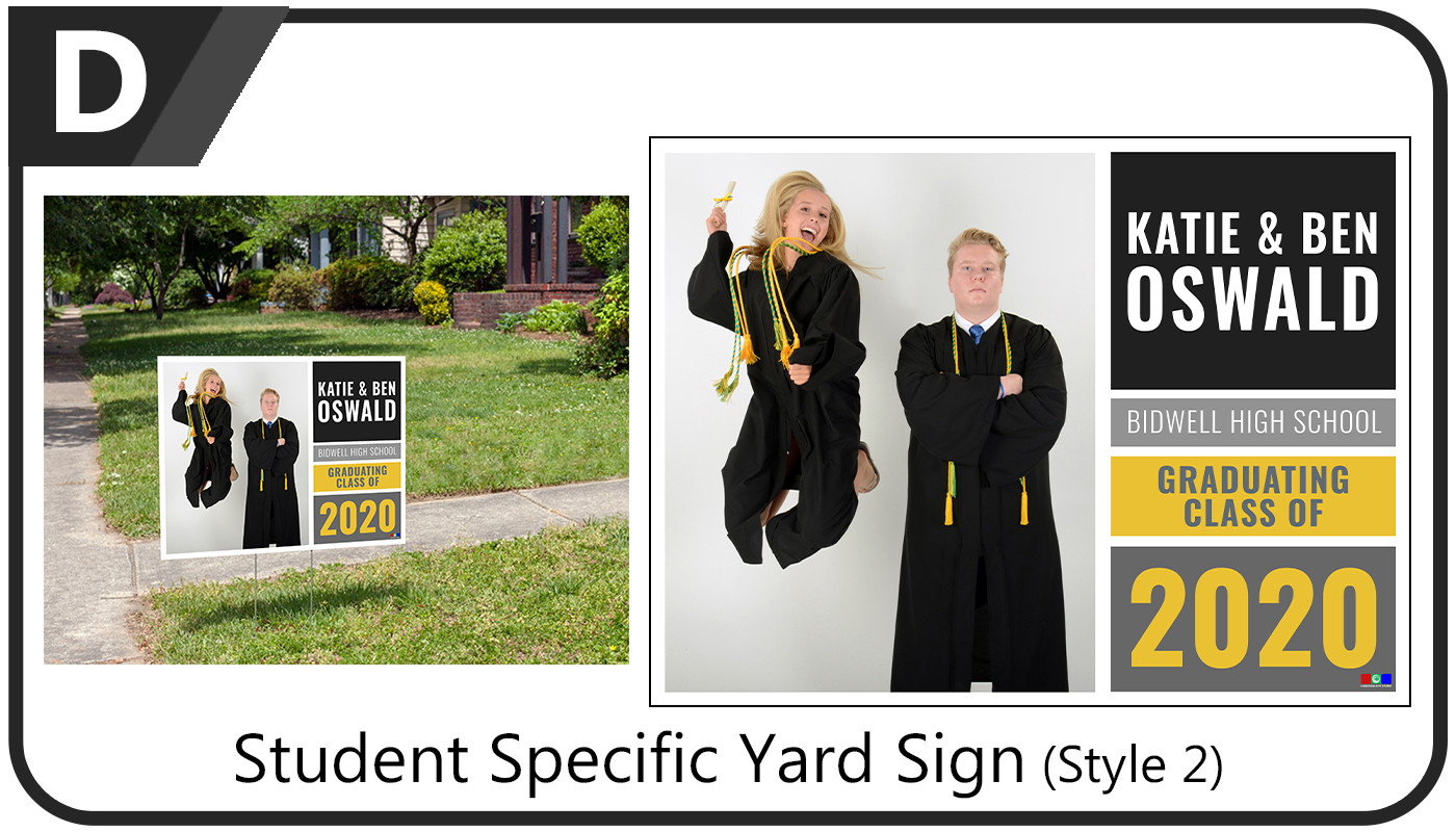 Yard Sign D