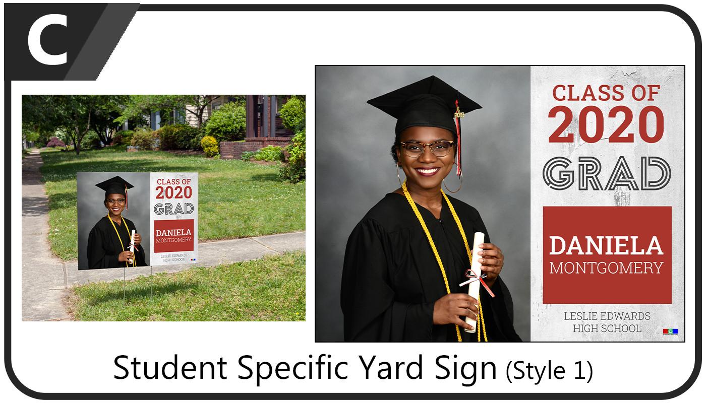 Yard Sign C
