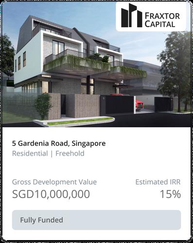 5 Gardenia Road