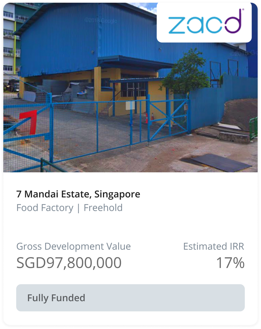 7 Mandai Estate