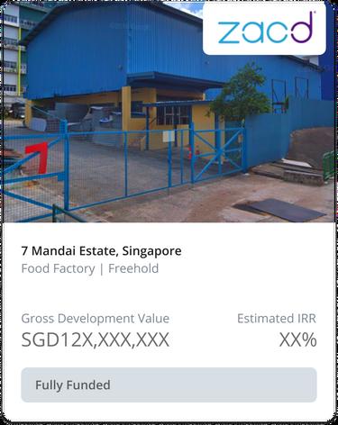 7 Mandai Estate