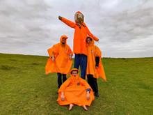 Windshake release their latest single 'Orange Raincoat' // review