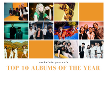 Our Top 10 Albums of the Year // 2020