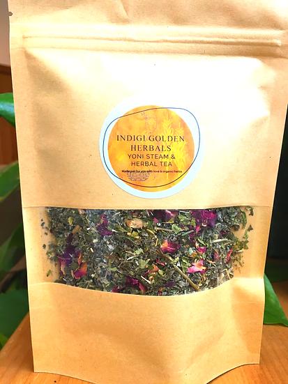 Yoni Steam Herbs & Tea Blend