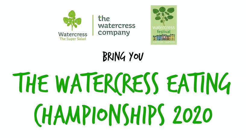 Watercress Eating Champ