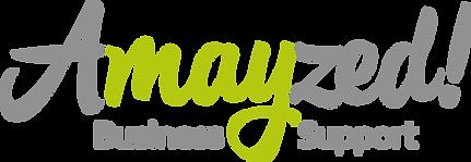 Amayzed Business Support Master RGB Logo