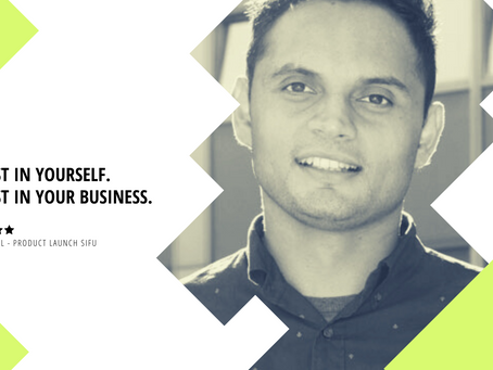 From Being Broke to Owning a Crowdfunding Marketing Agency - Meet Samit Patel.