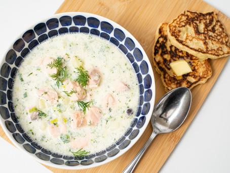 動画【北欧キッチン】フィンランドの家庭料理に挑戦!