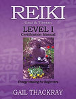 Gail Thackray | Online Reiki Level 1 Course