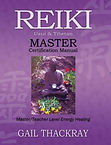 Gail Thackray | Online Reiki Masters Course