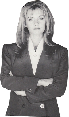 Gail Thackray | Boss Lady | Business Suit
