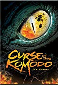 Gail Thackray in The Curse of the Komodo