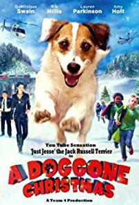 Gail Thackray in A Doggone Christmas