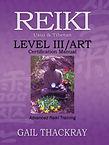 Gail Thackray | Online Reiki Level 3 Course