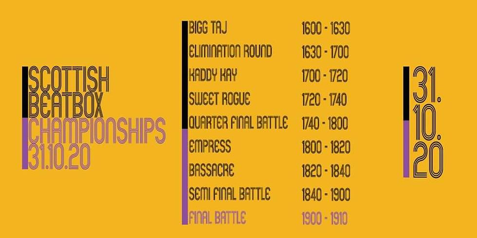 Scottish Beatbox Championships