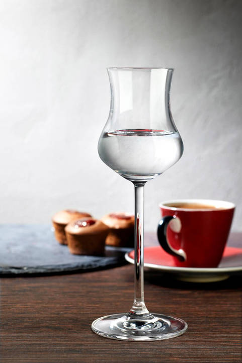 Lifestyle - Vintage Grappa Glass - 66110
