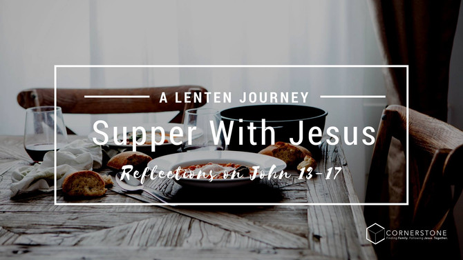 Audio: 40 Days (Supper with Jesus Series)