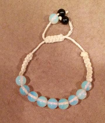 Moonstone Shamballa Bracelet