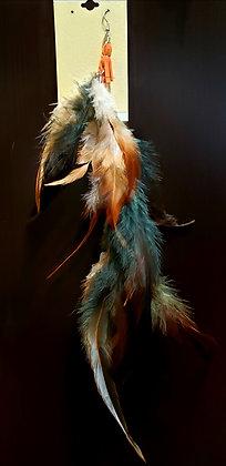 Olive Green & Golden Brown Native