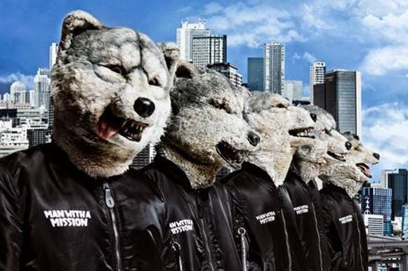 MAN WITH A MISSION presents ONE WISH TOUR
