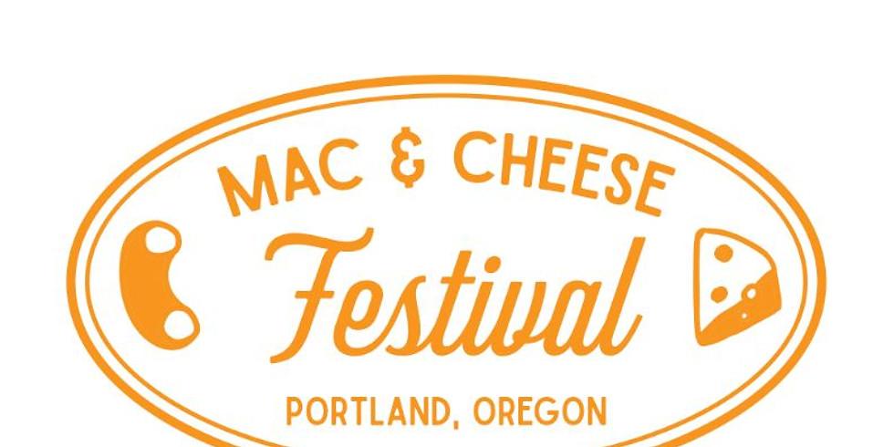 PORTLAND MAC + CHEESE FEST