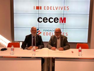 CECE Madrid firma un acuerdo de colaboración con Edelvives