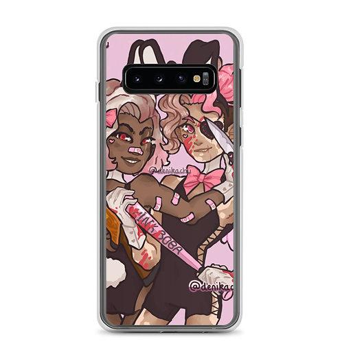 Pink Boba - Denikachu Samsung Case