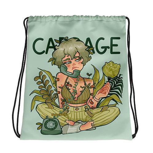 Cabbage - Denikachu Drawstring bag