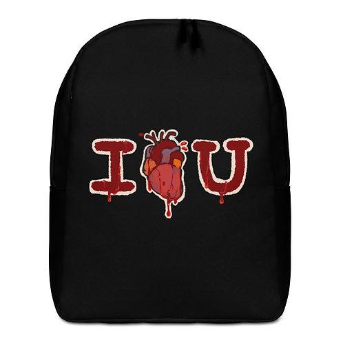 I heart U Backpack