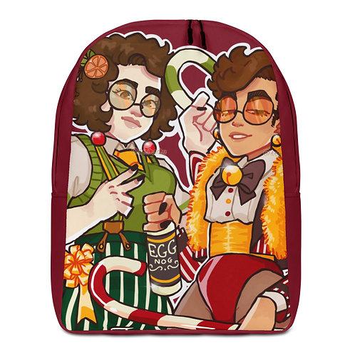 Festive - Denikachu Minimalist Backpack
