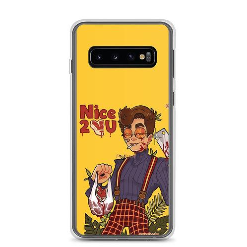Nice 2 meat U - Denikachu Samsung Case